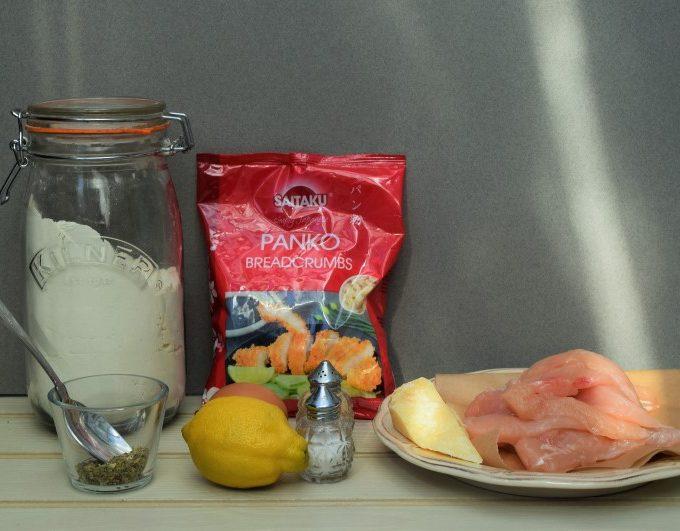 Crisp-parmesan-chicken-sweet-potato-chips-recipe-lucyloves-foodblog