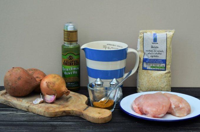 Chicken-sweet-potato-quinoa-bowl-recipe-lucyloves-foodblog