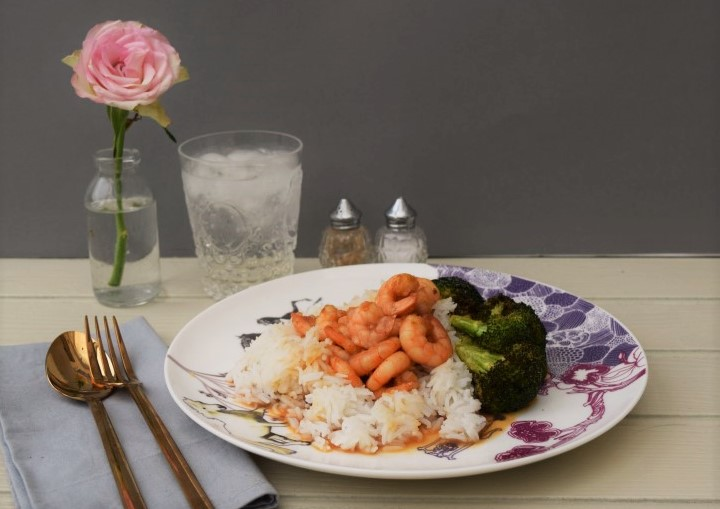 Garlic-honey-prawns-recipe-lucyloves-foodblog