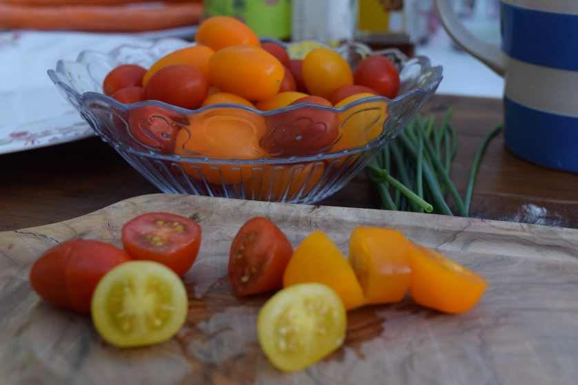 Cherry-tomatoes-salad-cream-dressing-recipe-lucyloves-foodblog