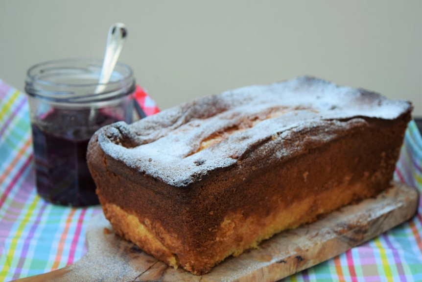 Vanilla-condensed-milk-cake-chia=berry-seed-jam-recipes-lucyloves-foodblog