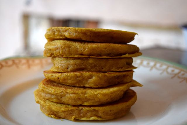 Pumpkin-pancakes-recipe-lucyloves-foodblog