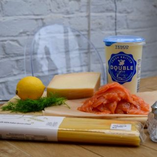 Linguine-smoked-salmon-recipe-lucyloves-foodblog