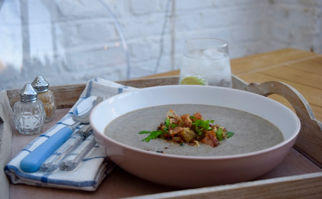 Mushroom-soup-pancetta-crumbs-lucyloves-foodblog