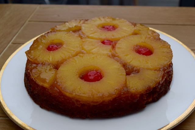 Pineapple-upside-down-cake-recipe-lucyloves-foodblog