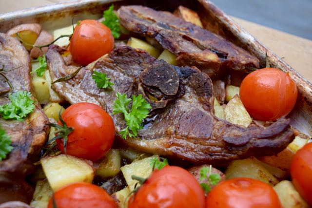 Spring-lamb-tray-bake-recipe-lucyloves-foodblog