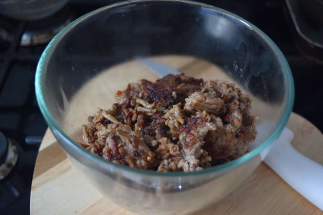 Herbed-lentils-lamb-recipe-lucyloves-foodblog