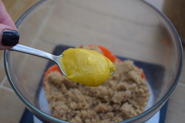 Brown-sugar-mustard-glazed-ham-recipe-lucyloves-foodblog