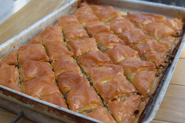 Baklava-recipe-lucyloves-foodblog