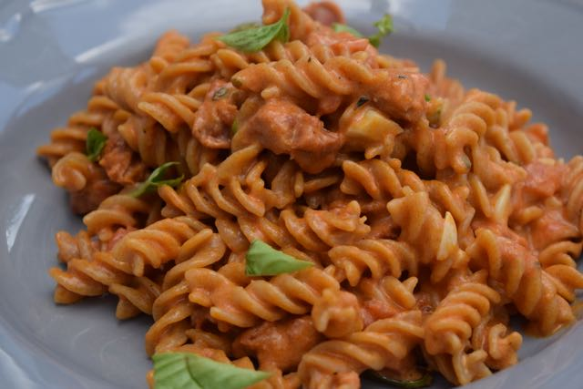 Chorizo-one-pot-pasta-recipe-lucyloves-foodblog