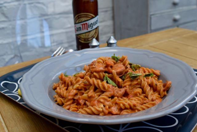 Chorizo-one-pot-pasta-recipe-lucyloves-foodblog