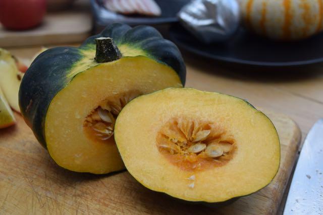 Sausage-apple-squash-bake-recipe-lucyloves-foodblog