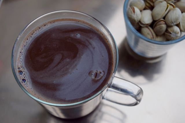 Red-wine-hot-chocolate-recipe-lucyloves-foodblog