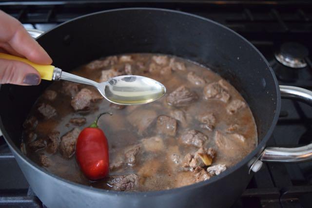 Beef-soy-recipe-coriander-dumplings-recipe-lucyloves-foodblog