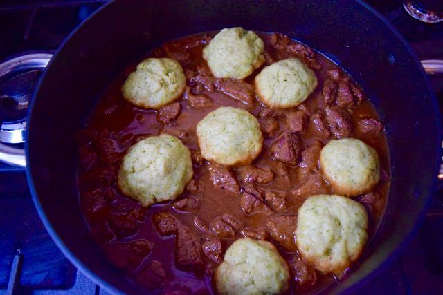 Beef-soy-casserole-recipe-coriander-dumplings-lucyloves-foodblog