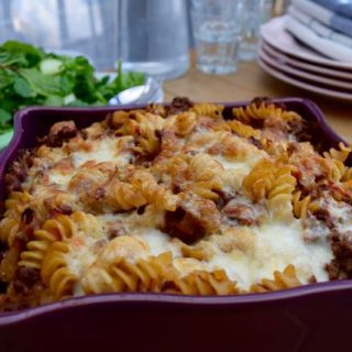 Baked-ragu-pasta-recipe-lucyloves-foodblog