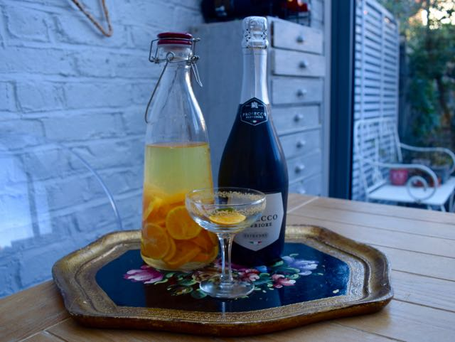 Clementine-gin-fizz-recipe-lucyloves-foodblog