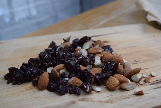 Chocolate-almonds-cherries-sea-salt-recipe-lucyloves-foodblog