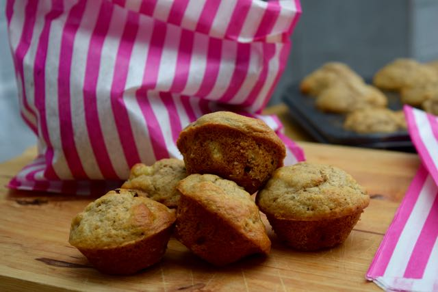 Sugar-free-banana-muffins-recipe-lucyloves-foodblog