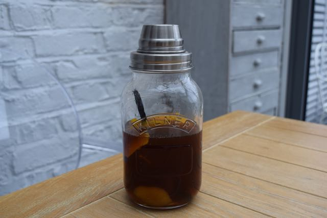 Homemade-ginger-liqueur-recipe-lucyloves-foodblog