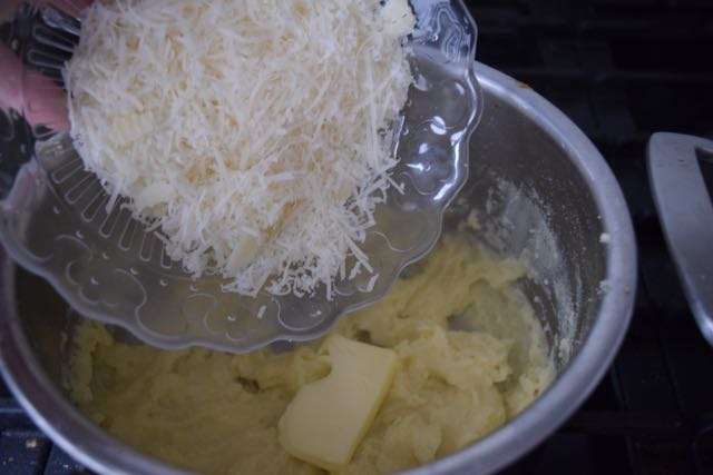 Polenta-chestnut-mushrooms-thyme-recipe-lucyloves-foodblog
