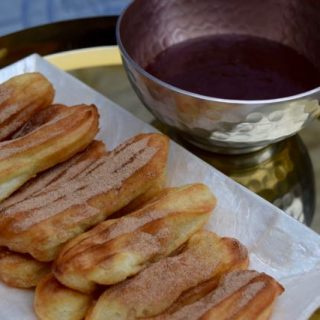 Air-fryer-cinnamon-churros-recipe-lucyloves-foodblog