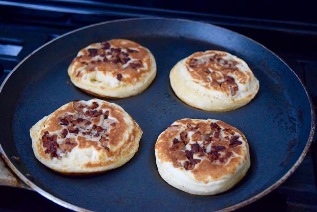 Sausage-breakfast-pancakes-recipe
