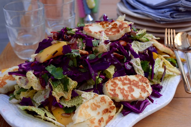 Mango-halloumi-slaw-recipe-lucyloves-foodblog