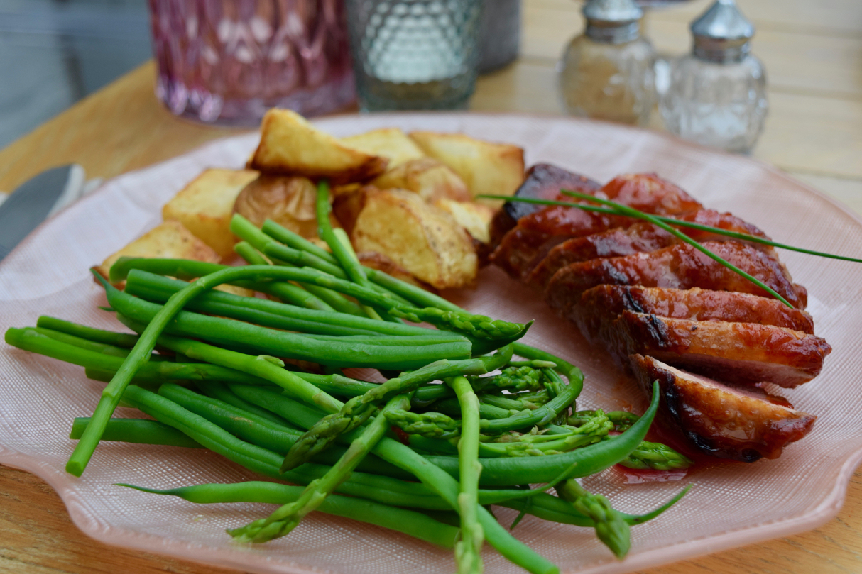 Chilli-honey-lime-duck-recipe-lucyloves-foodblog