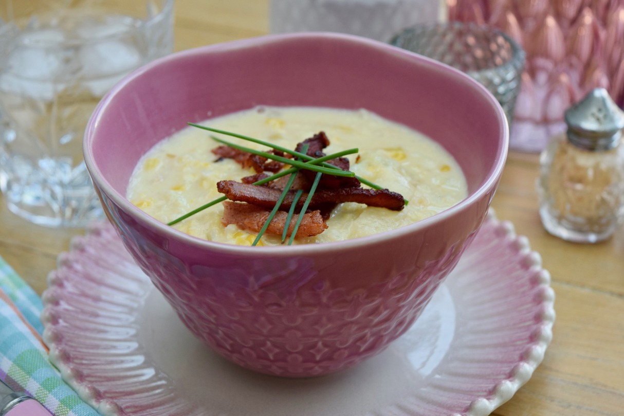 Cauliflower-bacon-corn-chowder-recipe-lucyloves-foodblog