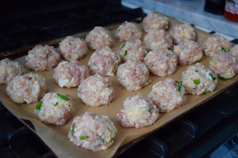 Italian-chicken-meatballs-recipe-lucyloves-foodblog