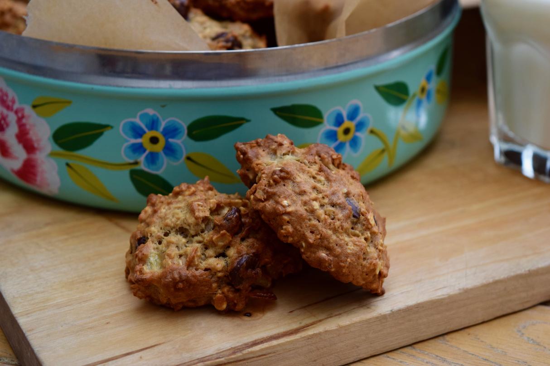 Banana-breakfast-cookies-recipe-lucyloves-foodblog