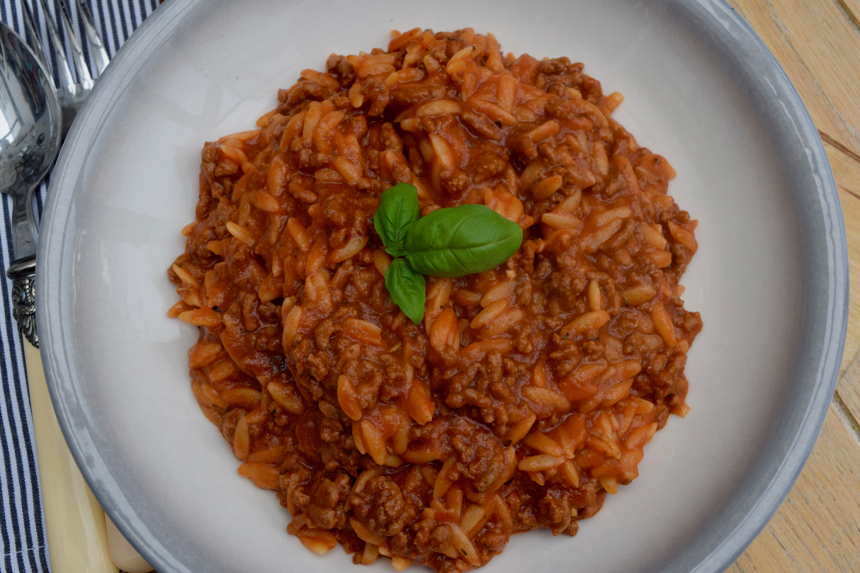 Instant-pot-orzo-bologneserecipe-lucyloves-foodblog