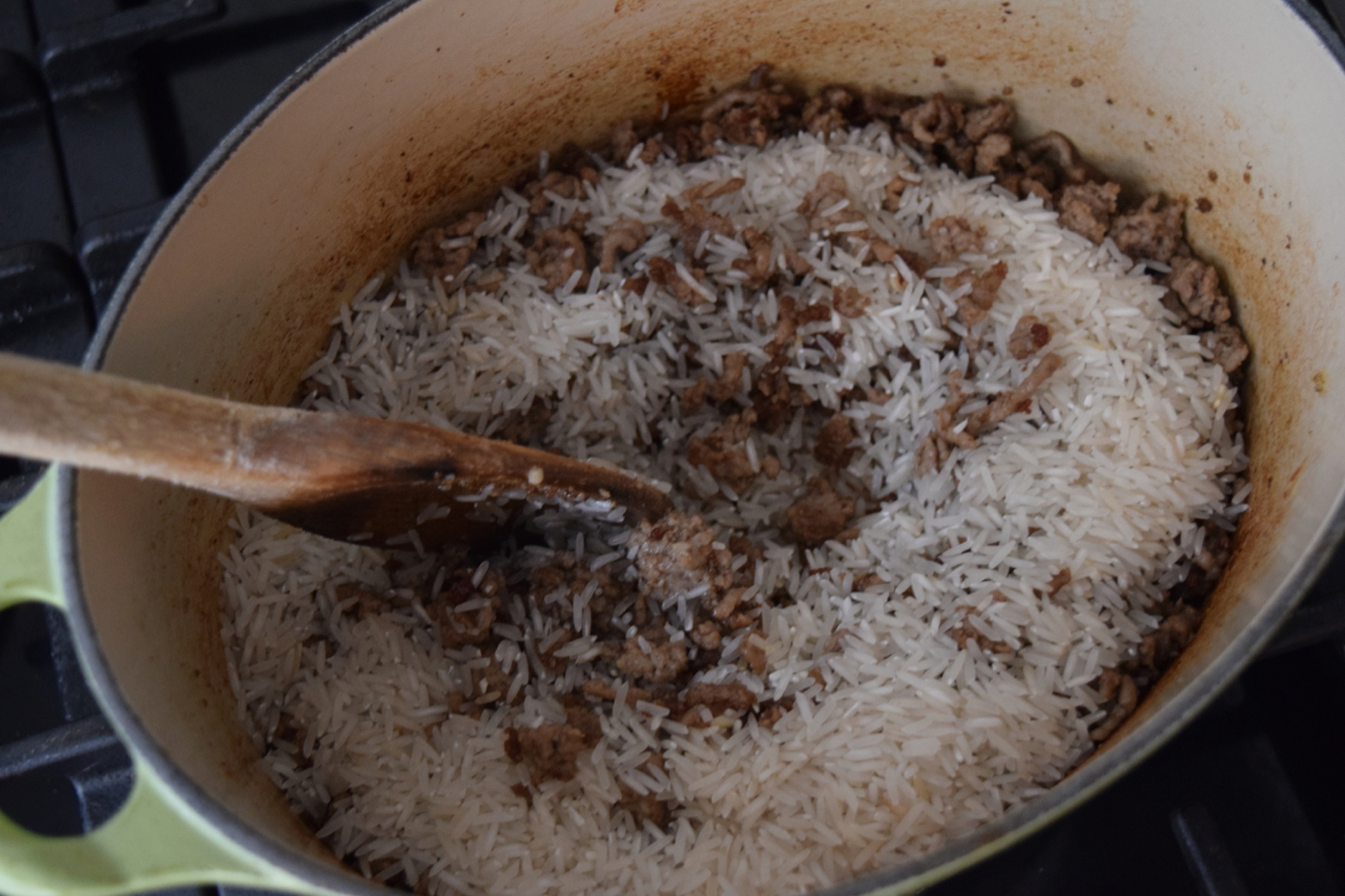 Middle-eastern-lamb-rice-recipe-lucyloves-foodblog