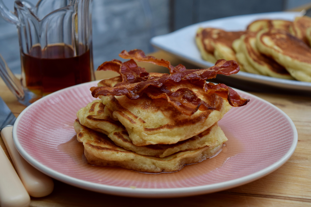 Fluffy-breakfast-pancake-recipe-lucyloves-foodblog
