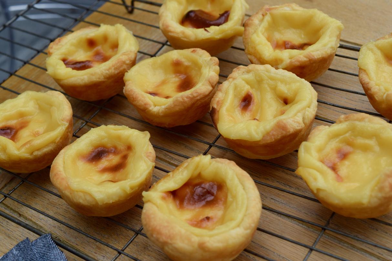 Portugese-custard-tarts-recipe-lucyloves-foodblog