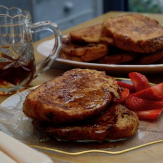 French Toast from Lucy Loves Food Blog
