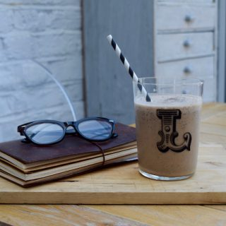 Coffee Breakfast Shake recipe from Lucy Loves