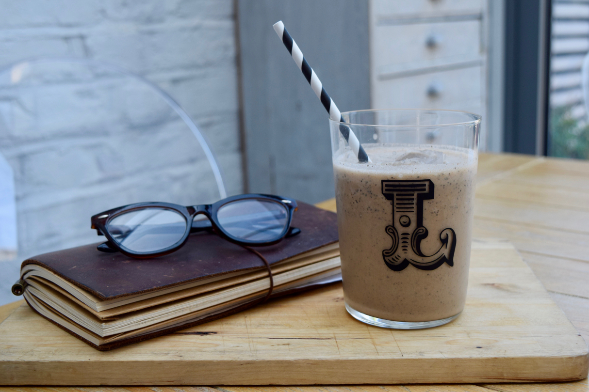 Coffee Breakfast Shake from Lucy Loves Food Blog
