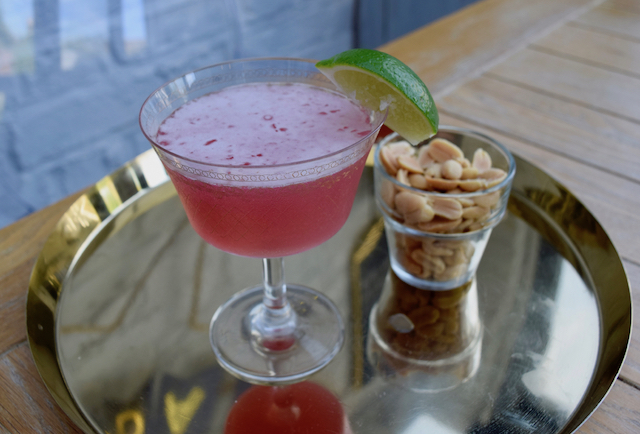 Rude Cosmopolitan Cocktail recipe from Lucy Loves Food Blog