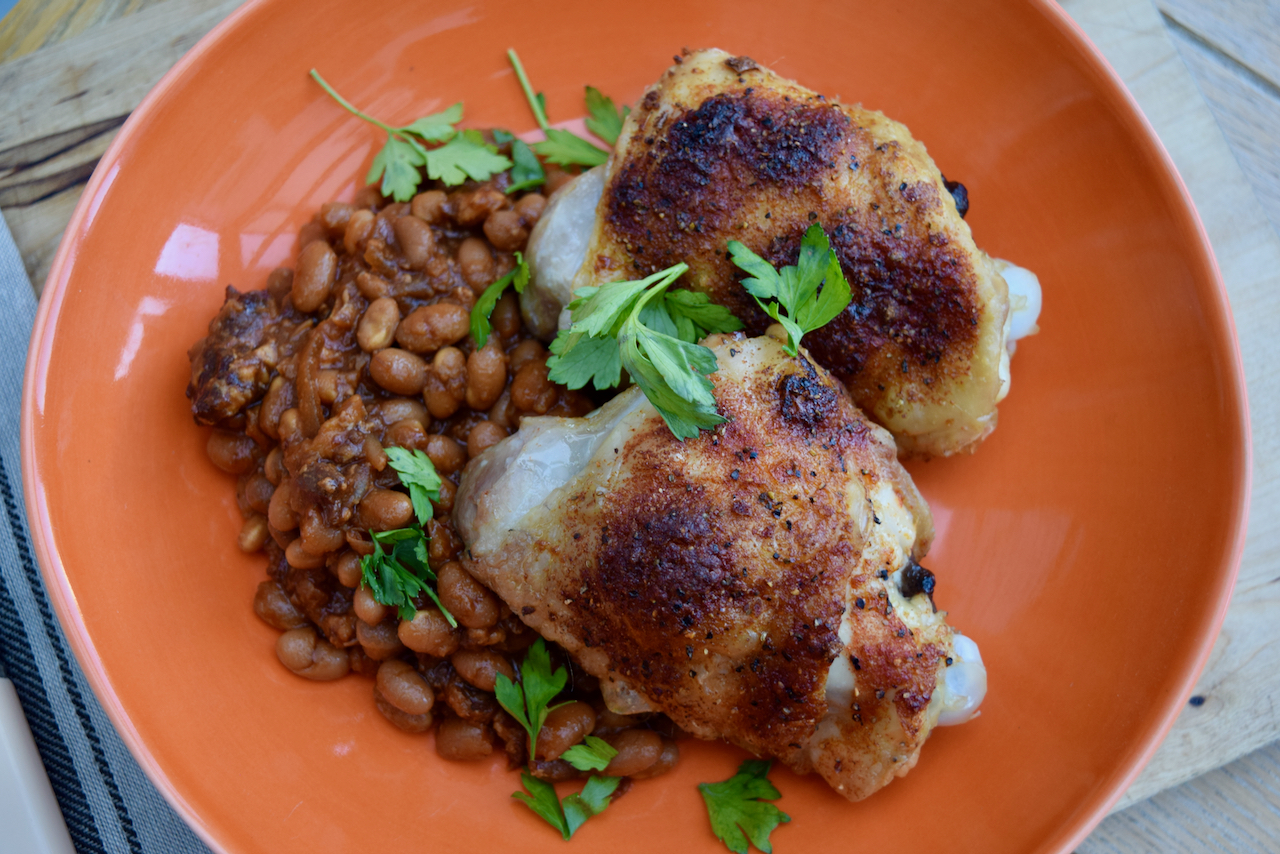 Magic Spice Blend Chicken recipe from Lucy Loves Food Blog