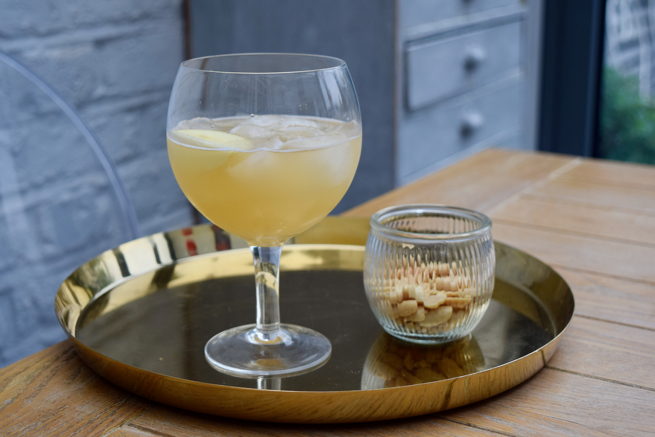 Cider Sling Cocktail Recipe from Lucy Loves Food Blog