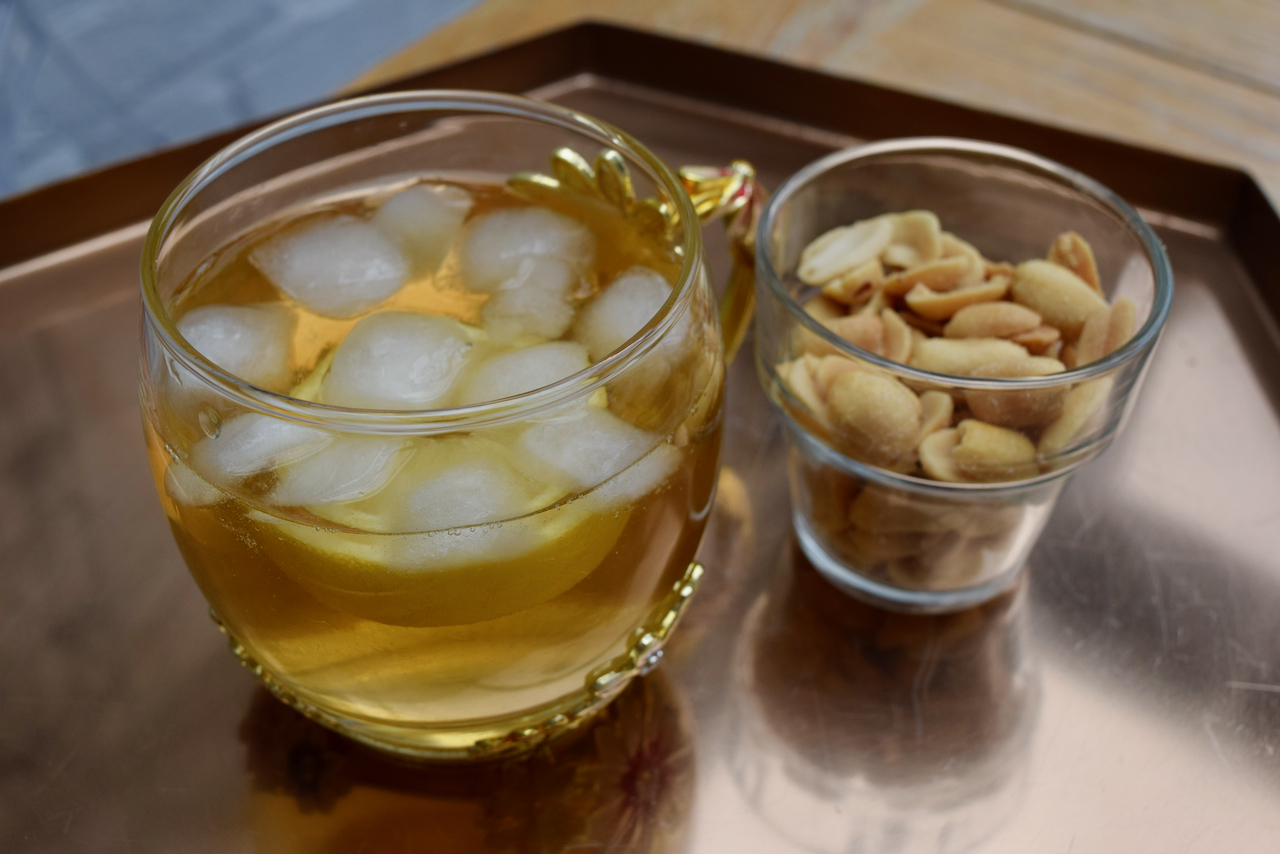 Camomile and Whisky Cup recipe from Lucy Loves