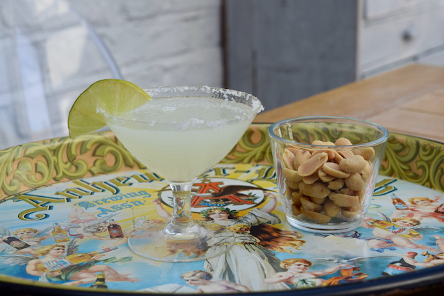Margarita recipe from Lucy Loves Food Blog
