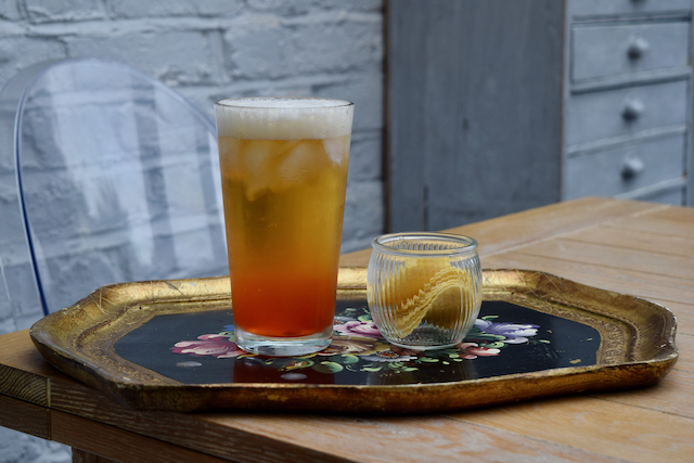 Aperol Mist recipe from Lucy Loves Food Blog