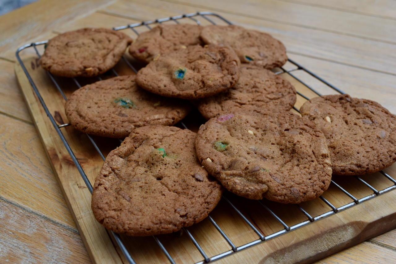 Loaded Slice and Bake Cookies recipe from Lucy Loves Food Blog