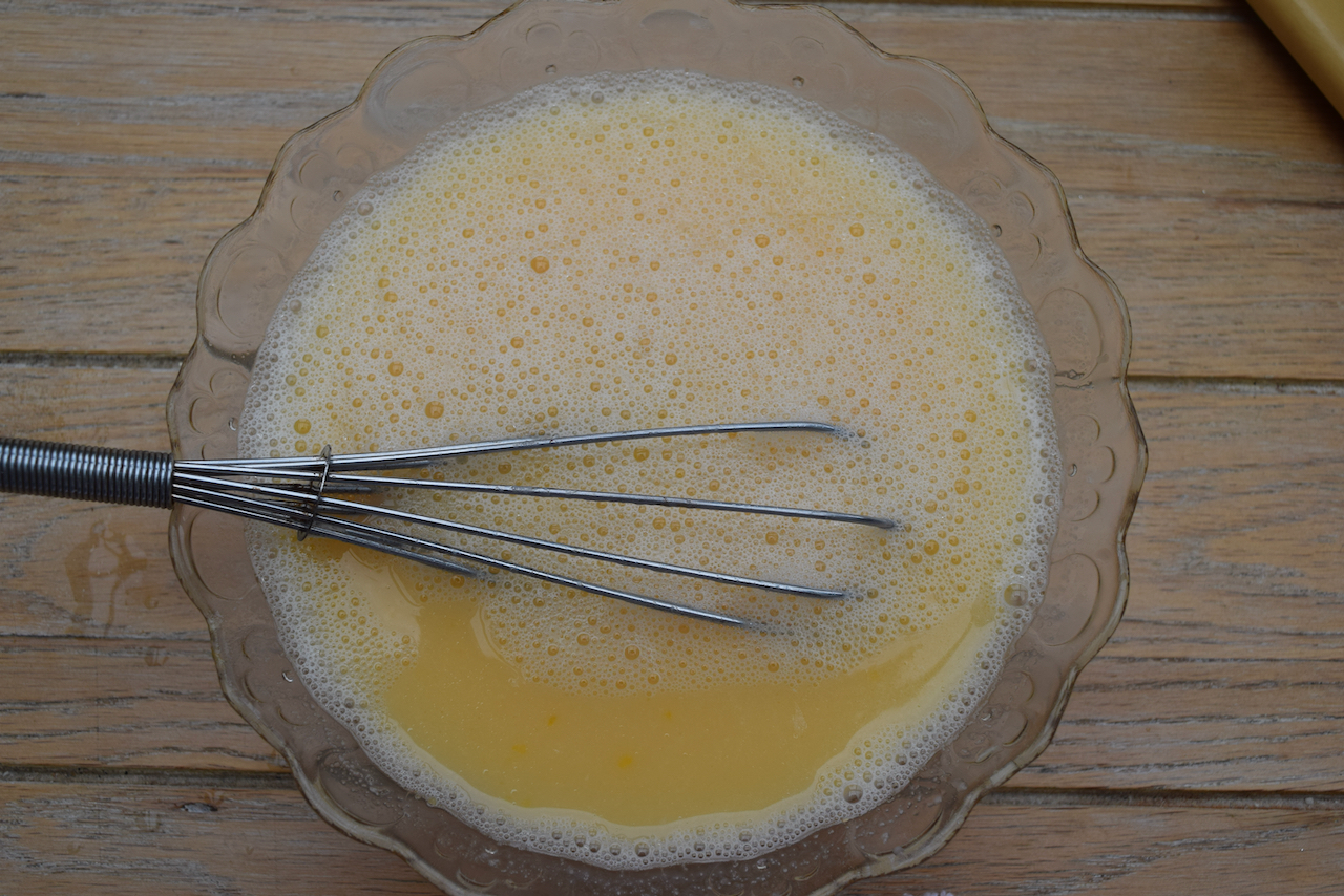 Greek Chicken and Lemon Soup recipe from Lucy Loves Food Blog