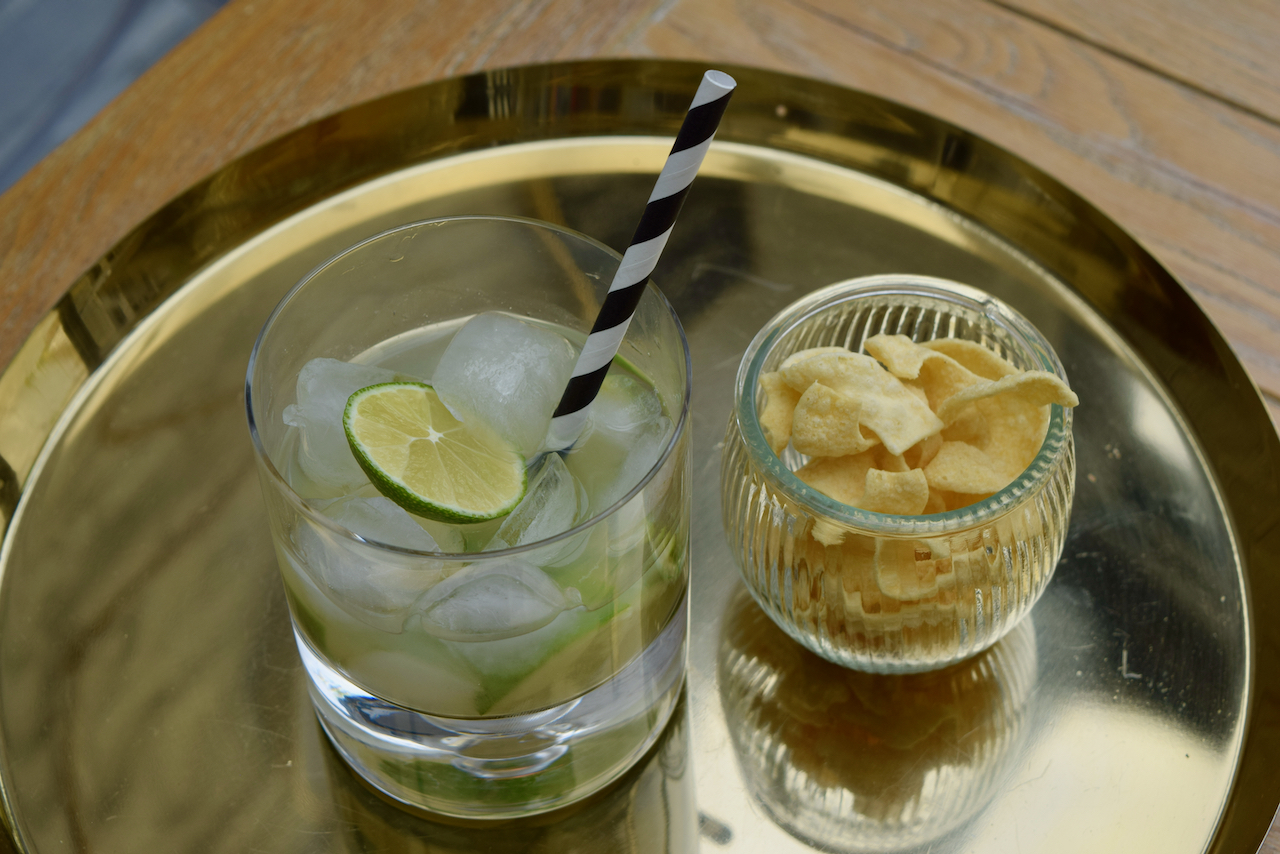 Caipirinha recipe from Lucy Loves Food Blog