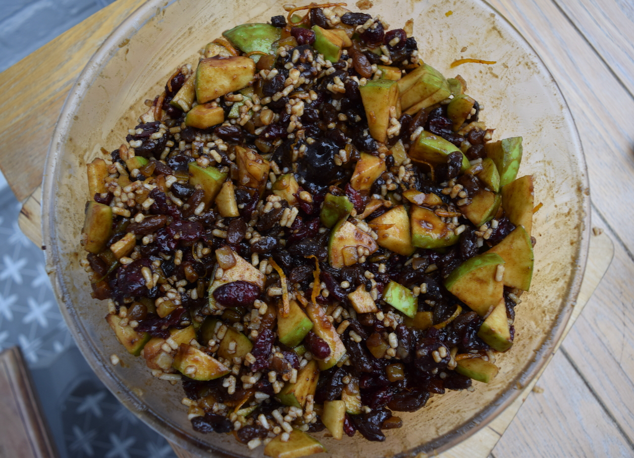 Homemade Mincemeat from Lucy Loves Food Blog