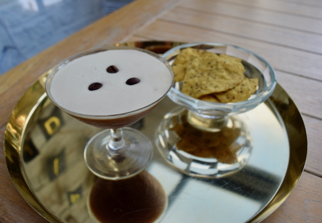 Mexican Espresso Martini recipe from Lucy Loves Food Blog